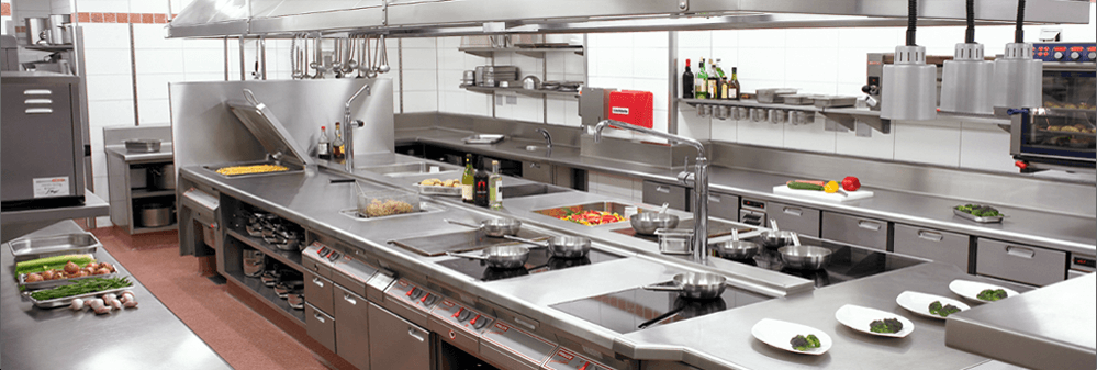 تجهیزات آشپزخانه صنعتی چیست؟