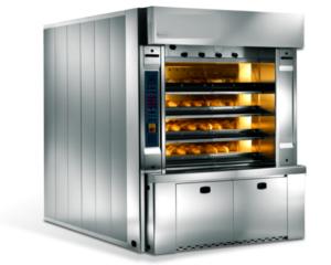 سیستم پخت حرارت مستقیم و غیر مستقیم در فر قنادی